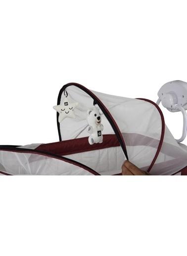 Sunny Baby Sunny Baby 9146 Yeni Sezon Caretta Elektrikli Ve Pilli Otomatik Sallanan Bebek Beşiği Pudra